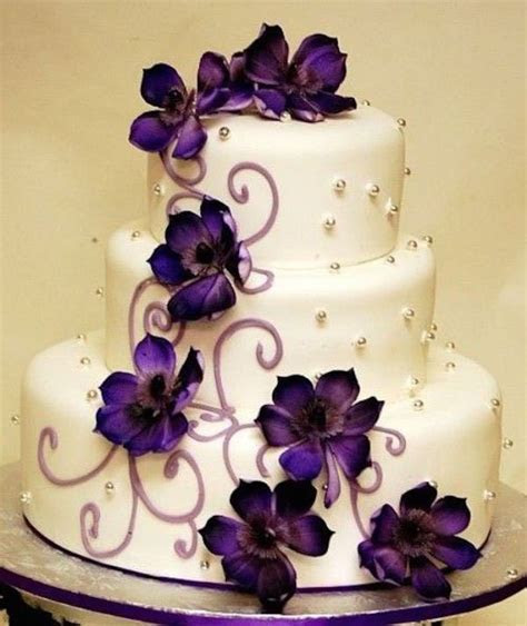Spectacular Fall Wedding Cake Ideas   Wedding color themes
