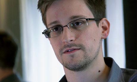 El siguiente paso de Edward Snowden: live Q & A
