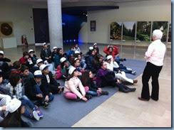 Επίσκεψη στο κέντρο Περιβαλλοντικής Εκπαίδευσης και Έρευνας «Γαία»