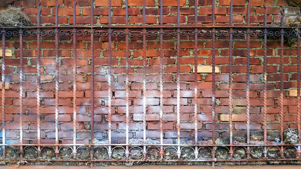 Iron and Brick by peterkopher