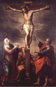 Do alto da cruz, Jesus Cristo nos deu Nossa Senhora por Mãe.