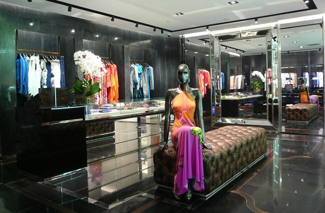 Roberto Cavalli Boutique Beijing (2)