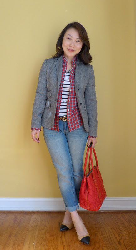stripes, plaid, plus