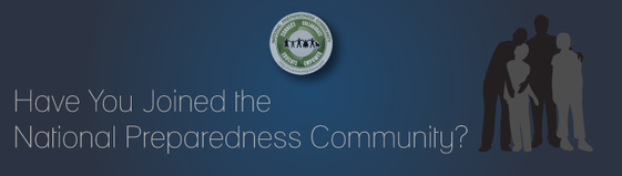 Have You Joined the National Preparedness Community?