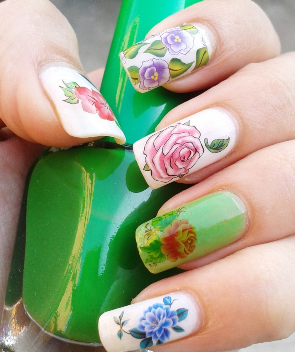 Top DIY Nail Art Ideas And Products For 2016