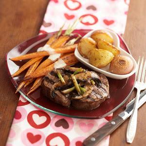 Valentine?s day dinner