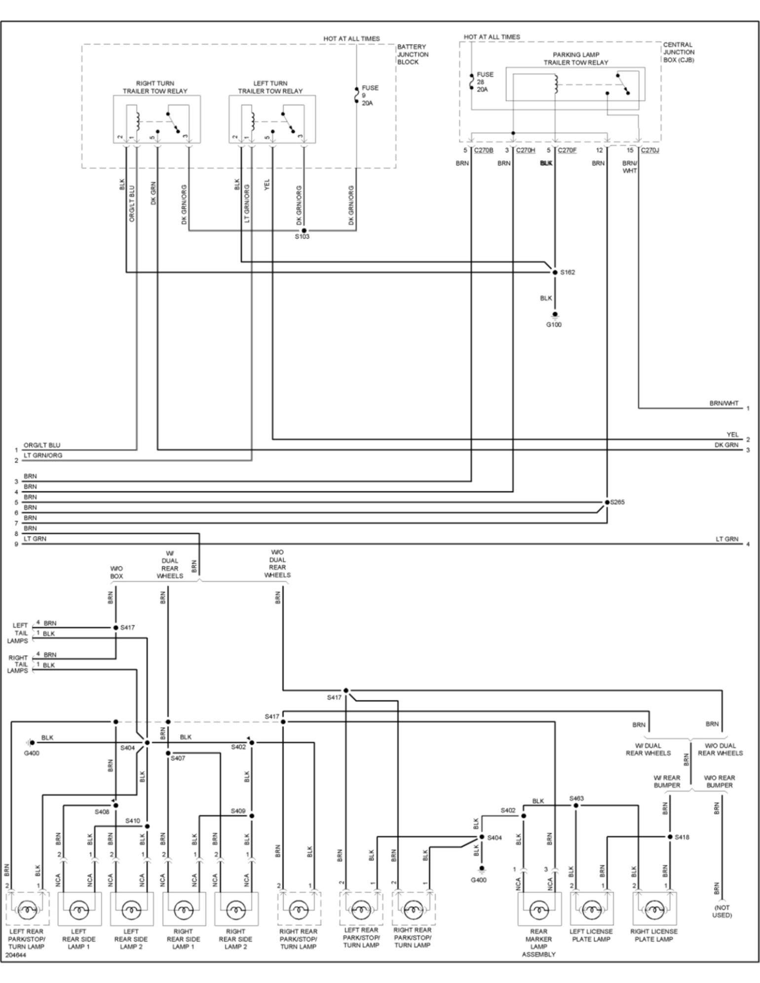 DIAGRAM 1968 F250 Wiring Diagrams FULL Version HD ...