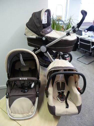 kinderwagen zubeh r point kids kinderwagen set tasche. Black Bedroom Furniture Sets. Home Design Ideas