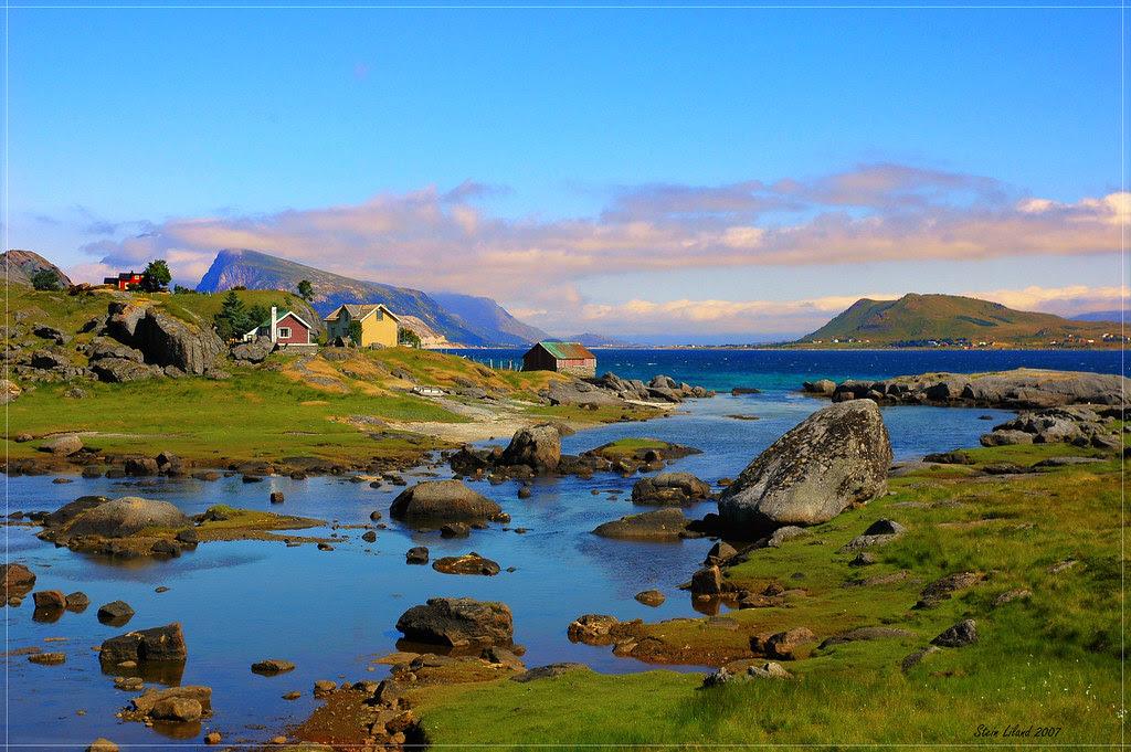 Andlopen, Lofoten islands