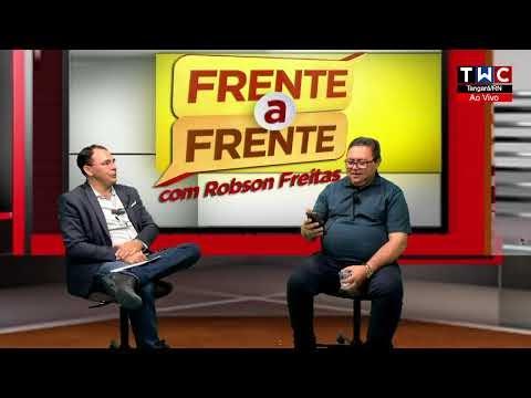 Confira entrevista do prefeito Jodoval Pontes concedido ontem (12), para o programa frente a frente na tv web - Twc