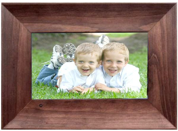 Sungale Sw7a 072 Digital Picture Frame With Speaker 7 169 Size