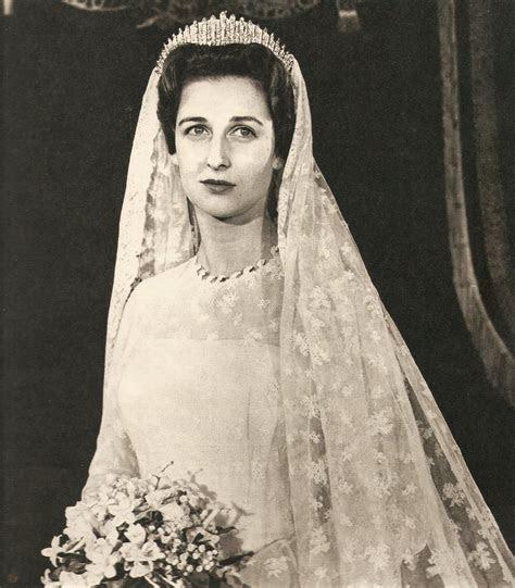 Wedding Dress of Princess Helena of Waldeck and Pyrmont