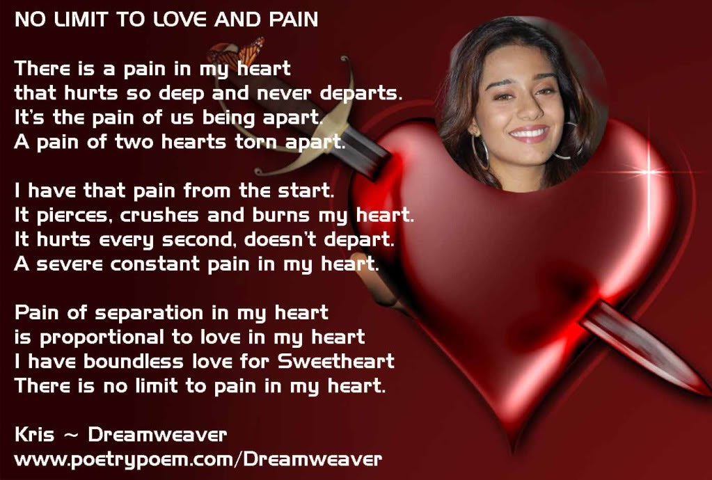 Goodbye Love Poems Pain Love Quotes