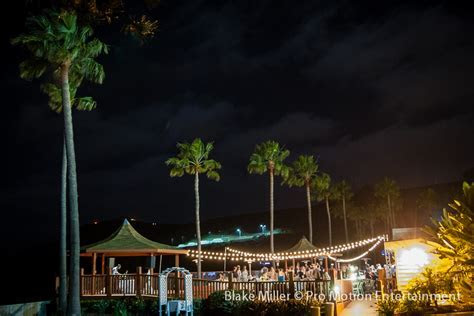 Market Lights at Point Loma Oceanview Wedding   San Diego