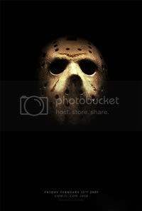 Friday The 13th Official Poster