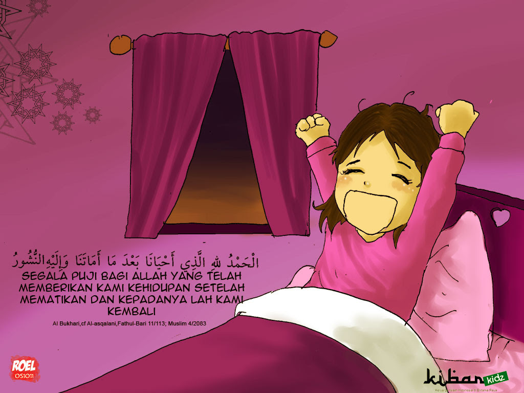 770 Gambar Kartun Muslimah Tidur Gratis Terbaru
