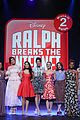 10 of disneys princess actresses met up for epic d23 photo 05