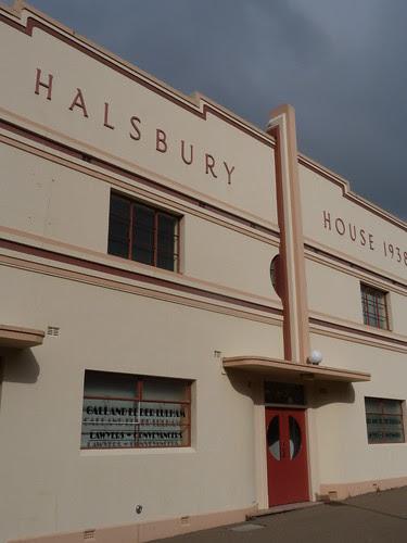 Halsbury House, Goulbourn