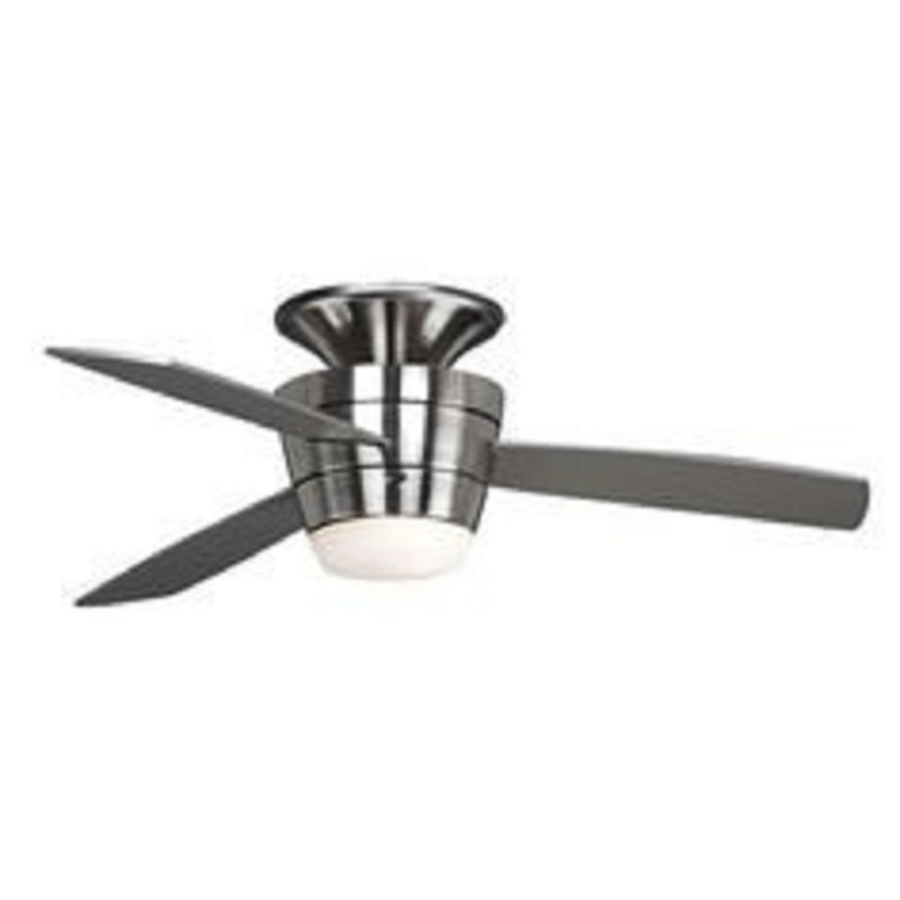Flush Mount Ceiling Fans – Picking The Right One   Cool ...