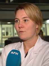 Heidi Espvik (Foto: Espen Gleditsch/NRK)