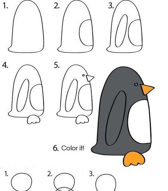 Le coin des enfants apprendre dessiner les animaux - Dessiner des animaux facilement ...
