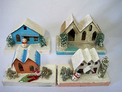 Image result for putz mica houses