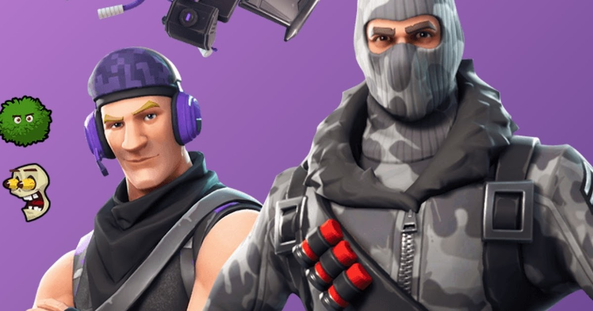 Fortnite Skin Twitch Prime Pack | V Bucks Free Now.ga