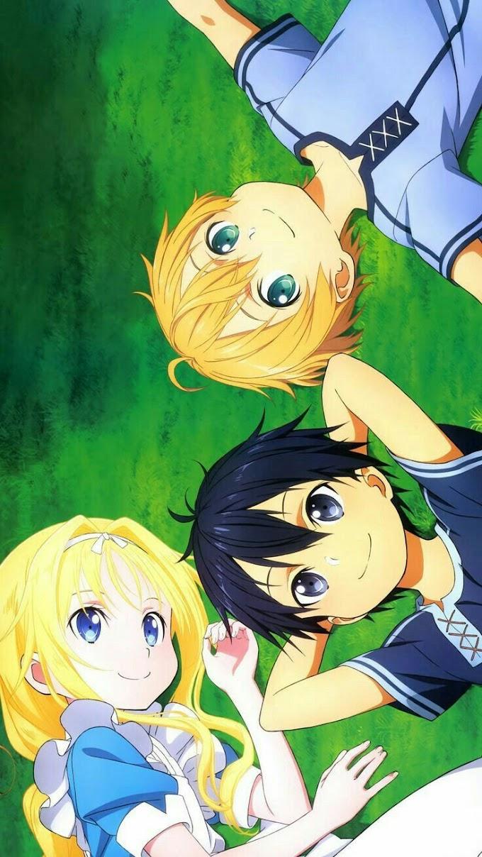 Anime Sword Art Online Season 3