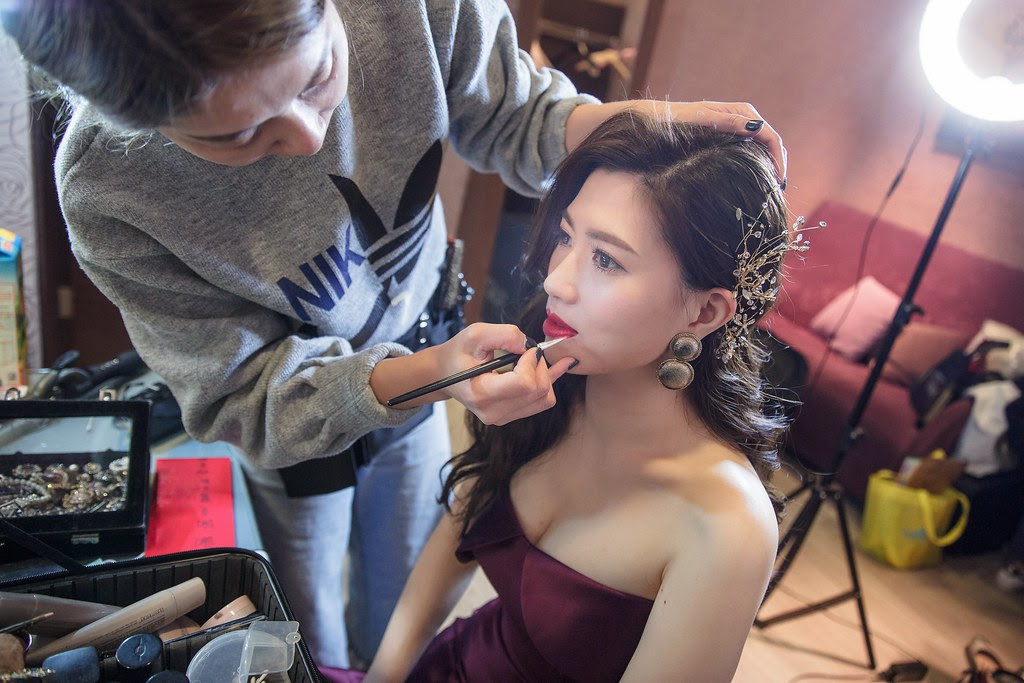 170新娘秘書化妝