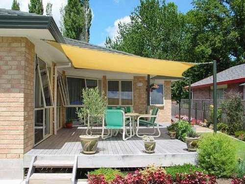 13 Cool Shade Sails for Your Backyard - CanopyKingpin.com