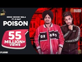 Poison (Official Song) Sidhu Moose Wala   R-Nait   The Kidd   Latest Punjabi Songs 2019