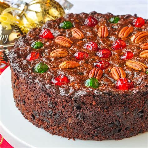 christmas fruit cake recipes christmas celebration