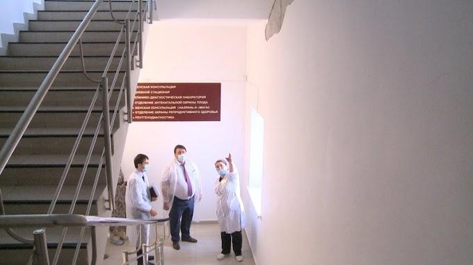 Из Национального фонда развития Ингушетии выделены средства для подготовки кзиме перинатального центра