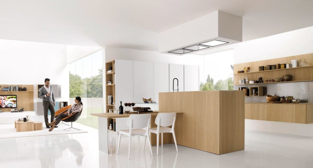 15 Amazing modern kitchen/dining rooms - European Kitchen ...