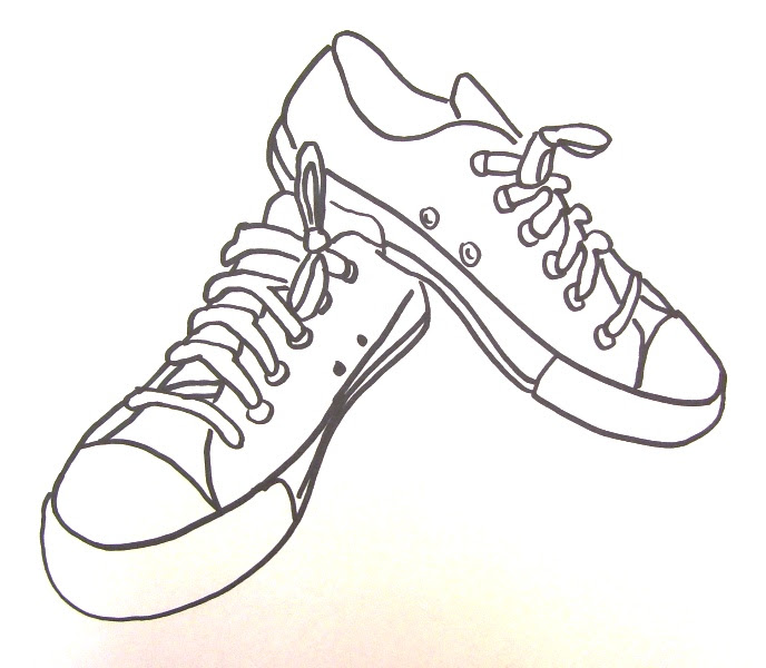 How To Draw Vans Shoes Step By Step Easy Drawing Art Ideas Cheap dance shoes, buy quality sports & entertainment directly from china suppliers:ballet pointe shoe free shipping girls satin professional toe ballet pointe shoes with ribbons ballet shoes pointe enjoy free shipping worldwide! draw vans shoes step by step easy