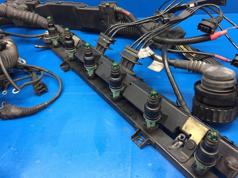 Bmw E36 Engine Wiring Harnes