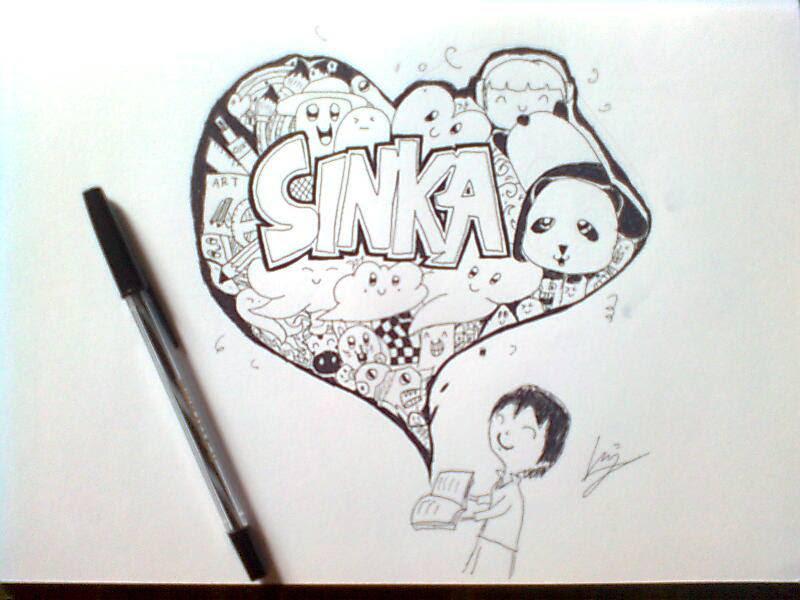 Pictures Of Vincent Name Doodle Kidskunstinfo
