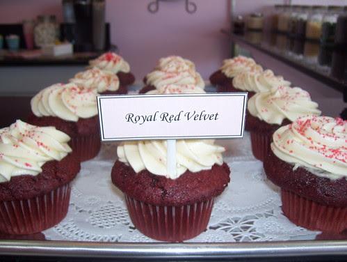 Royal Red Velvet