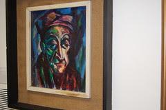 Gallery218: Victor Pisini - Portrait