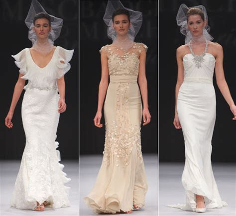 Badgley Mischka show latest bridal collection in New York