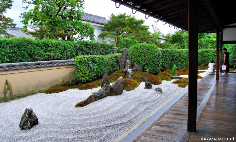 garden solitary meditation zuiho in temple big