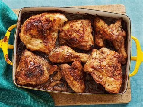 baked lemon chicken recipe food network kitchen food