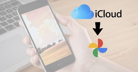Apple Now Lets You Easily Transfer Images From iCloud to Google Photos
