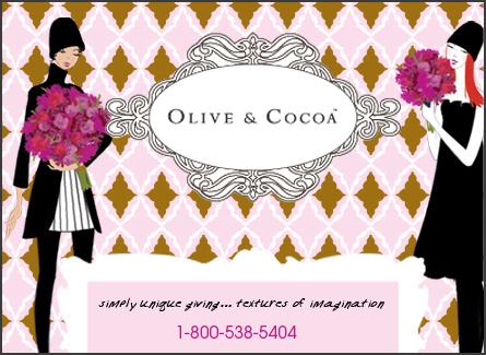 Olive & Cocoa - Logo