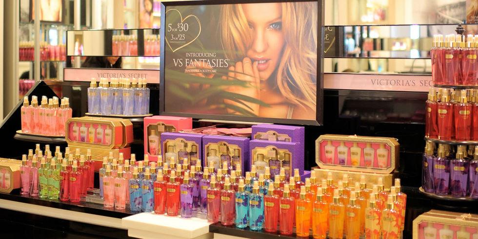Victoria's Secret Perfume is a World-Class Mosquito Repellant