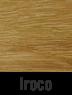 Muebles de madera en iroco