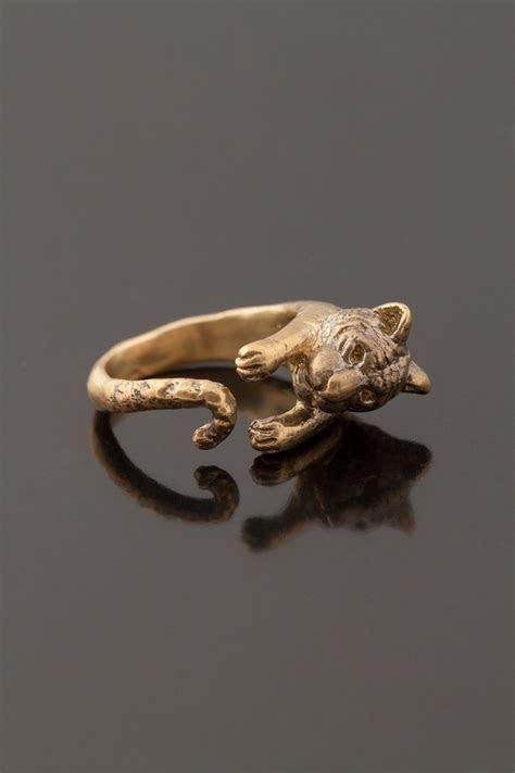 21  Animal Ring Designs, Trends, Models   Design Trends