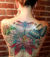 Style Tattoo Gallery-Sexy Tattoo Design On Lower Back