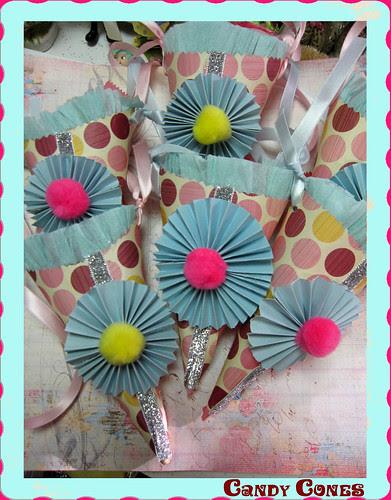 Candy Cones! 2