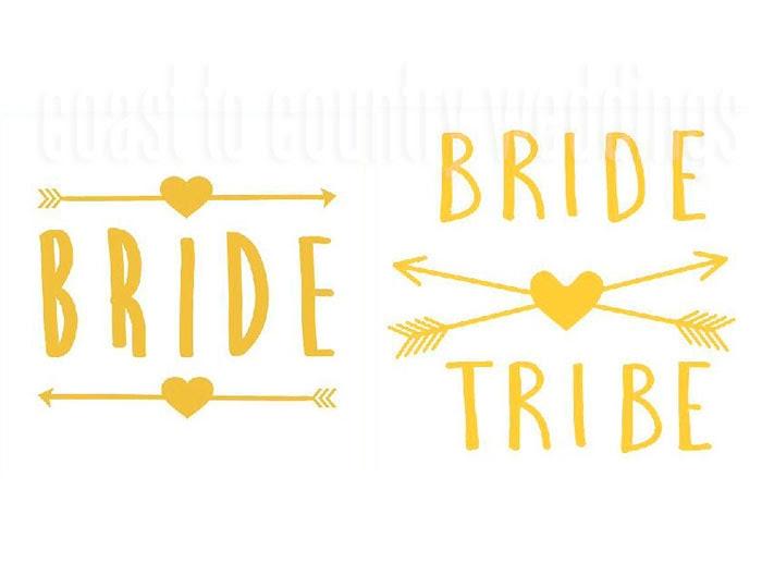 bride tribe heart arrows1